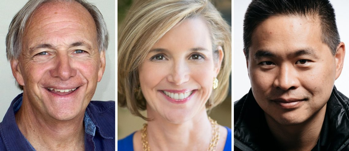 Ray Dalio, Sallie Krawcheck, and Brad Katsuyama are coming to IGNITION 2018 — learn what it's like to run the world's biggest hedge fund, tackle the gender investing gap, and take on the New York Stock Exchange