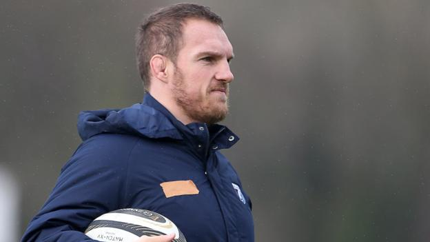 Gethin Jenkins: Legendary former Wales prop is new Cardiff RFC defence coach – BBC Sport
