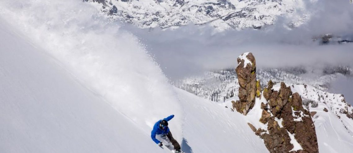 8 top spots for extreme skiing in the United States and Canada