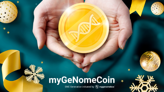How to Get Your 'myGeNome Coin' Easily?