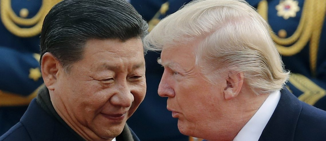Poised for a Comeback? Dow Jones Pares Losses after President Trump Predicts New Trade Deal with China