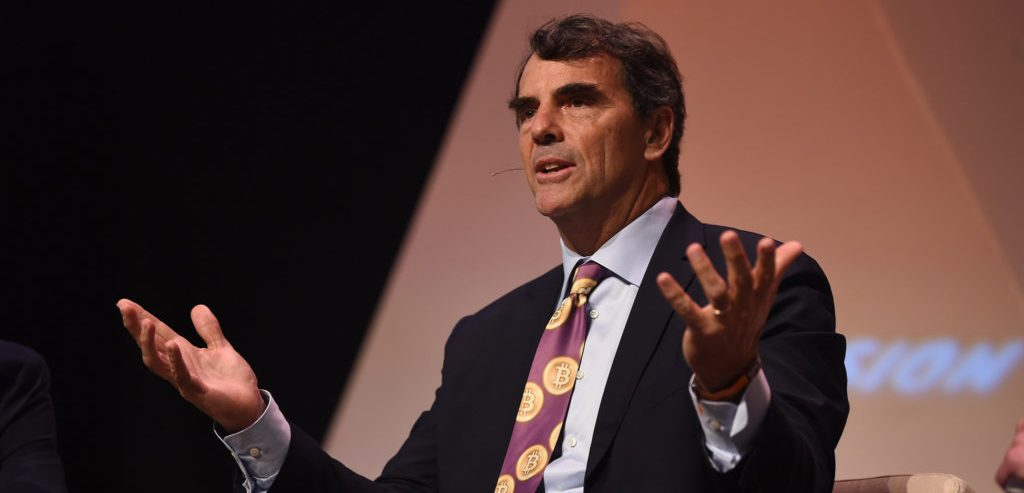 VC Investor Tim Draper Made $89M From His Bitcoin Investment in 5 Years