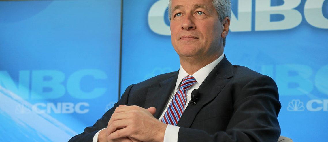 Government Shutdown Could Slash US Economic Growth to Zero: JPMorgan CEO Jamie Dimon
