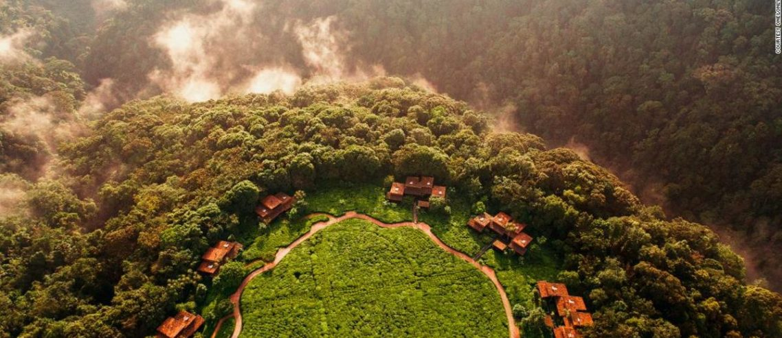 Rwanda relaxation: A luxury jungle escape with volcanoes, gorillas and adventure