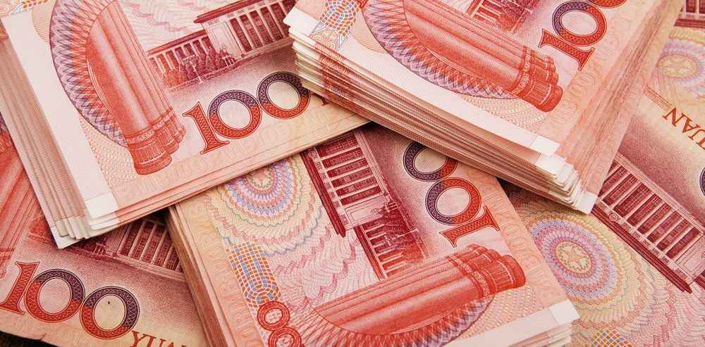 China Injects Record $83 Billion to Counter Economic Decline