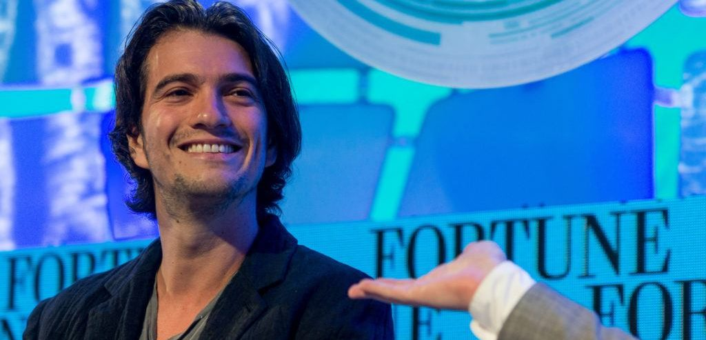 WeWork CEO Profits in Millions as 'Landlord' from $47 Billion Startup: Report