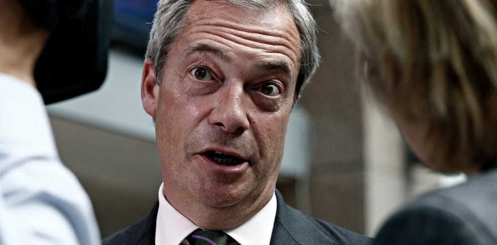 Brexit Deadlock: Is a 2nd Referendum Looming? Nigel Farage Thinks So