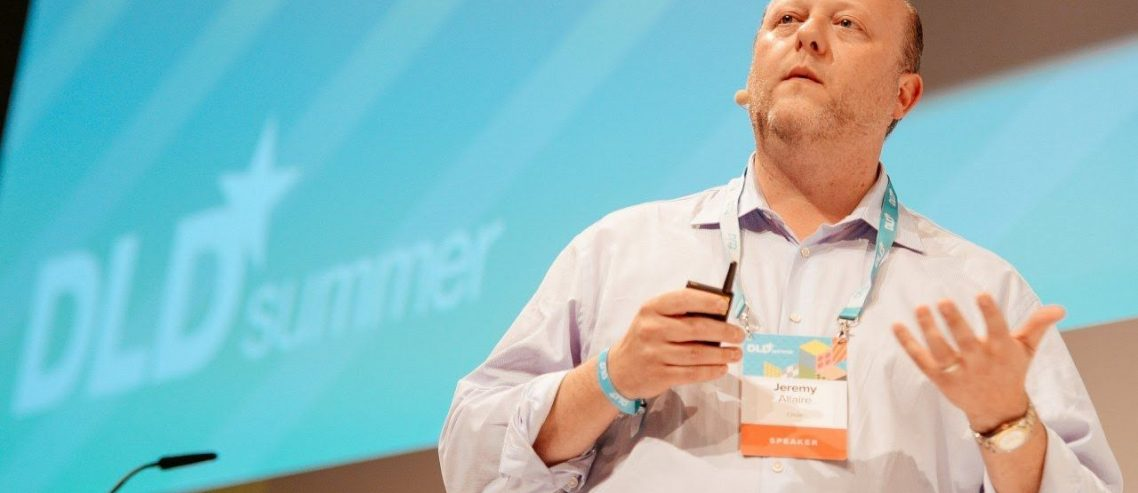 Humanity Can't Survive Digital Age Without Crypto: Circle CEO Jeremy Allaire