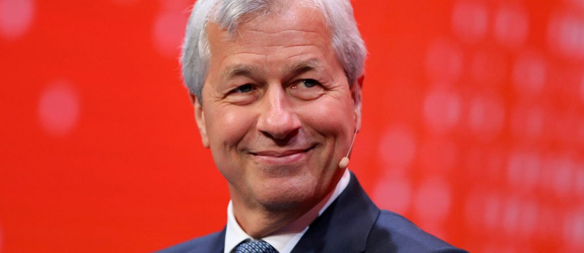 Bitcoin Basher Jamie Dimon Says He's Not Gloating over Crypto's Plunge