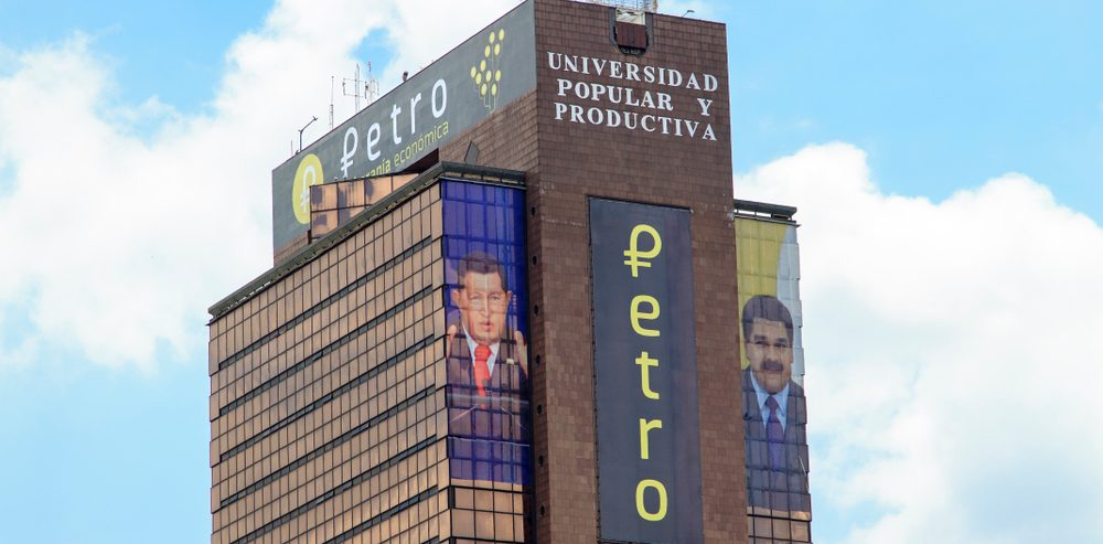 Turns out Venezuela's Oil-Backed Petro Cryptocurrency is Real after All