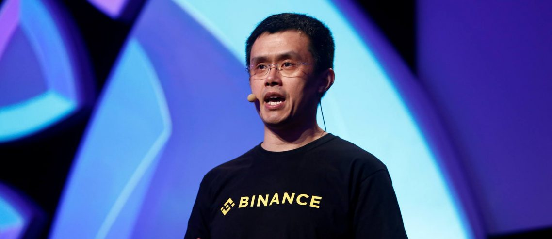 Binance CEO: Amazon Will Be Forced to Issue a [Crypto?] Currency Sooner or Later