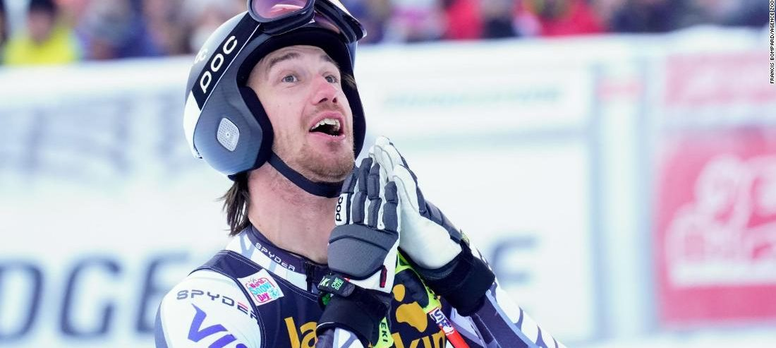 Bryce Bennett: US men's skiing's great big hope