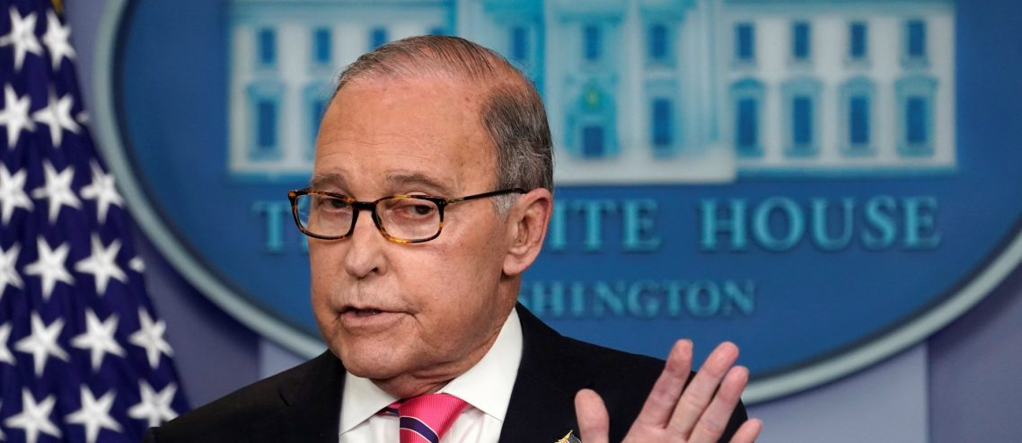 Is Kudlow Shorting the Dow? Stock Market Plunges as Top Trump Adviser Says US & China 'Miles' Apart on Trade