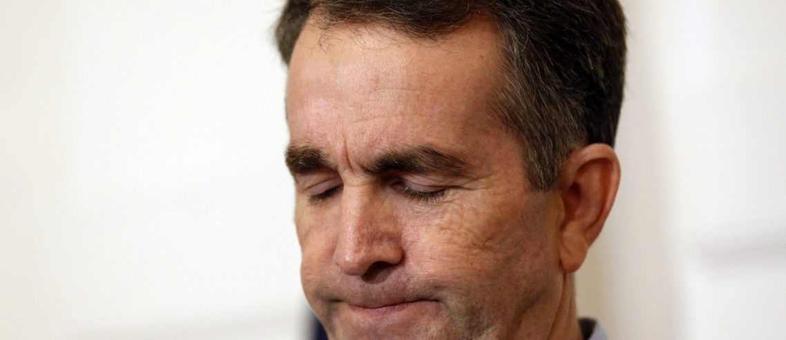 Excuse Me Gov. Northam, But What the Hell is Going on in Northern Virginia?