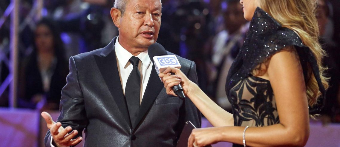 Egyptian Billionaire Naguib Sawiris Defends Trump's Trade War, Blasts China for 'Raping Us'