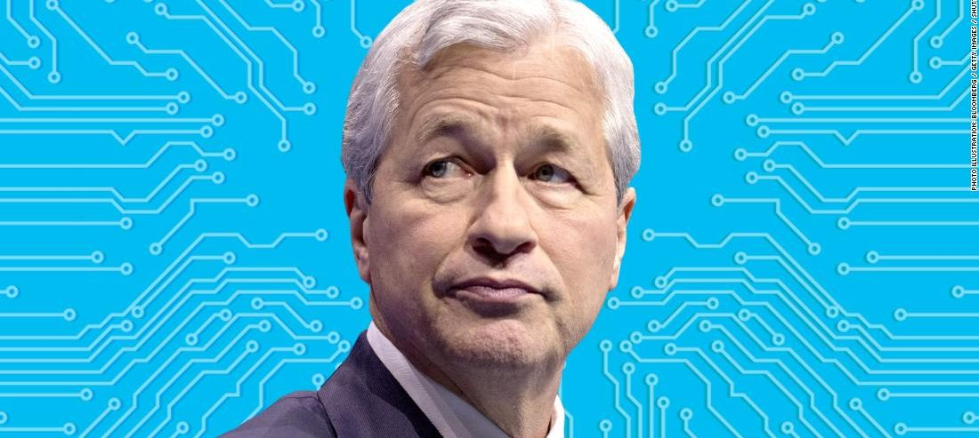Jamie Dimon hated bitcoin. Now JPMorgan is getting ahead of the crypto revolution