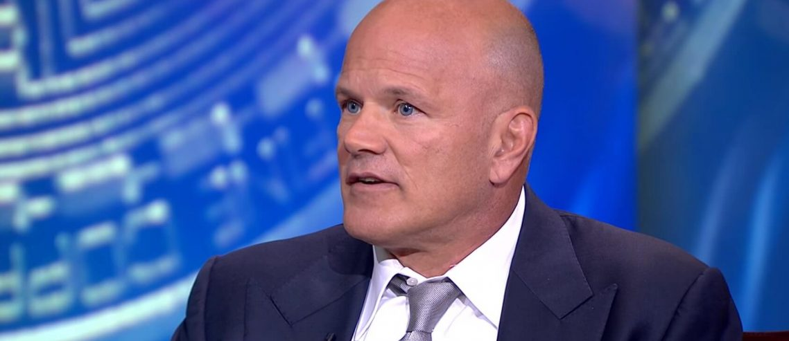 What High School Chemistry Taught Mike Novogratz about Bitcoin