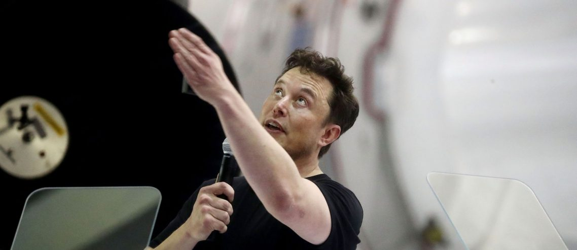 NASA Scolds Elon Musk Over 'Serious Challenges' Facing SpaceX Launch Schedules