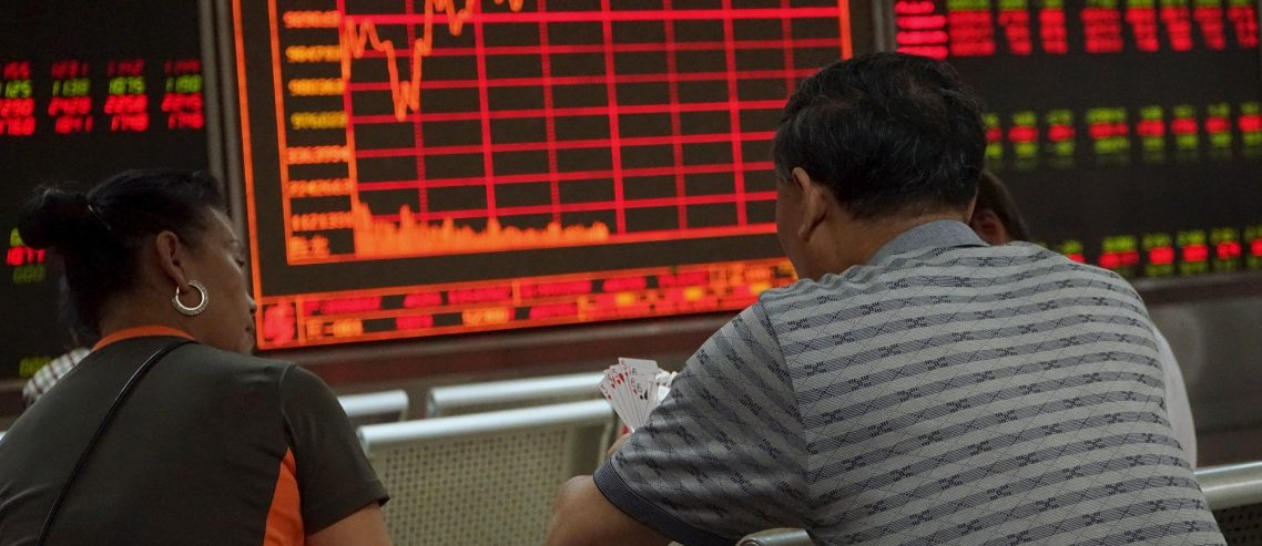 Dow Leaps Higher as Chinese Stock Market Closes Best Day in 3 Years