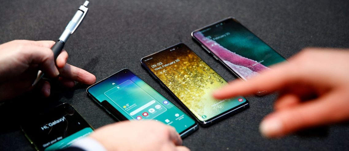 Samsung Galaxy S10 Will Feature Full ERC20 Support in Crypto Wallet