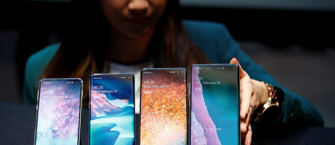 This Crypto Surged 200% After Listing on Samsung Galaxy S10 Blockchain Wallet