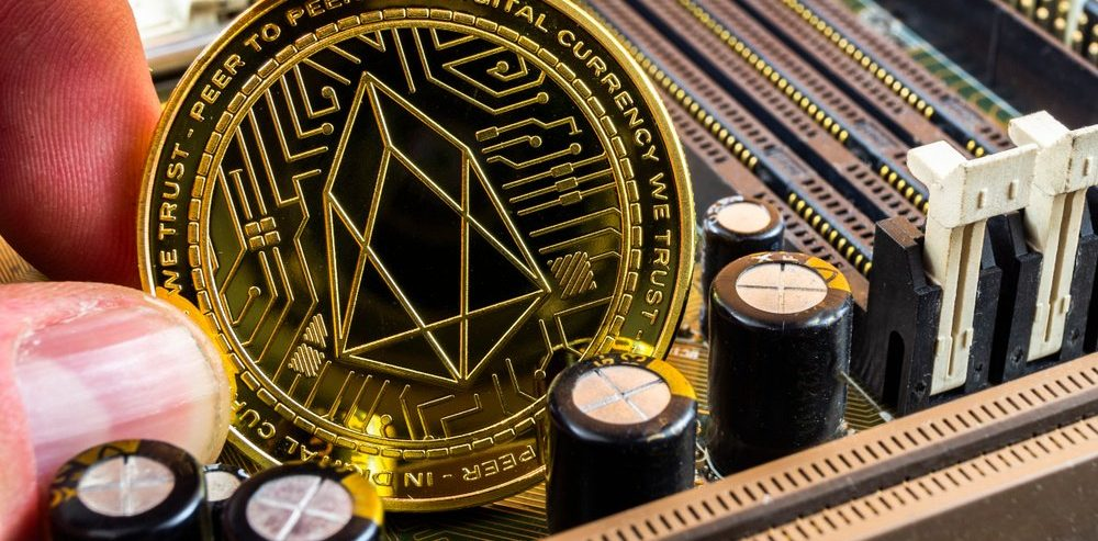 Crypto Winter Bites as EOS Faces Lagging Blockchain Development