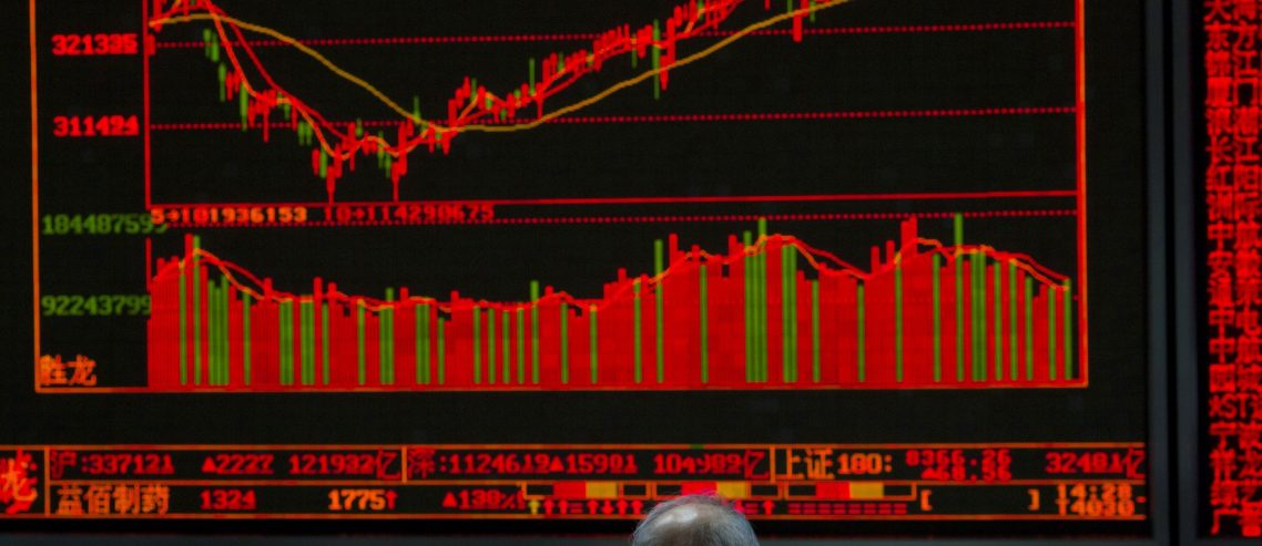 $46 Billion Flows into Chinese Stock Market, Should Launch Dow Higher