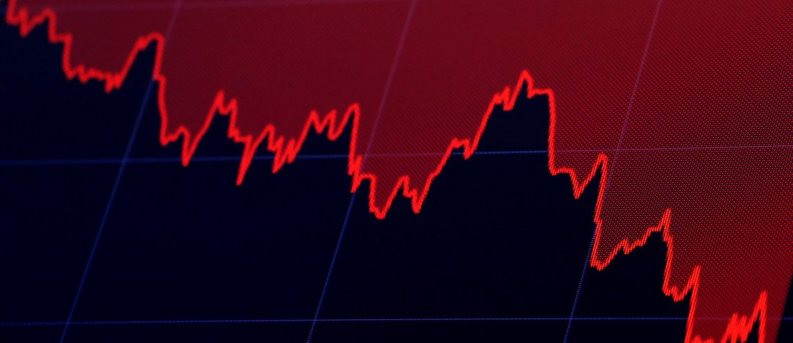 Dow is Sinking Red After Brutal OECD Forecast Slashes Global Growth