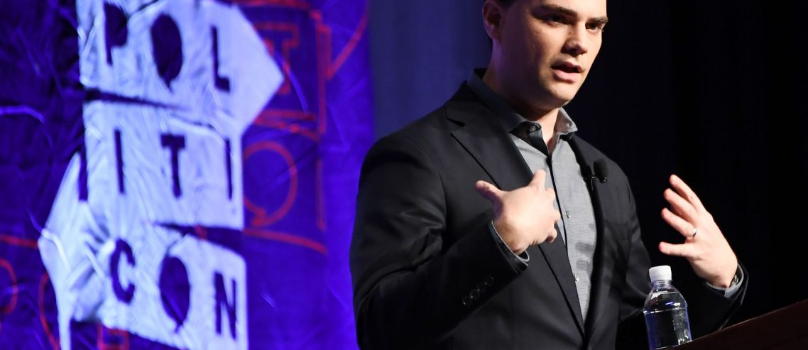 Economist's Ben Shapiro Smear Spotlights Trope of Conflating Conservatives with Alt-Right