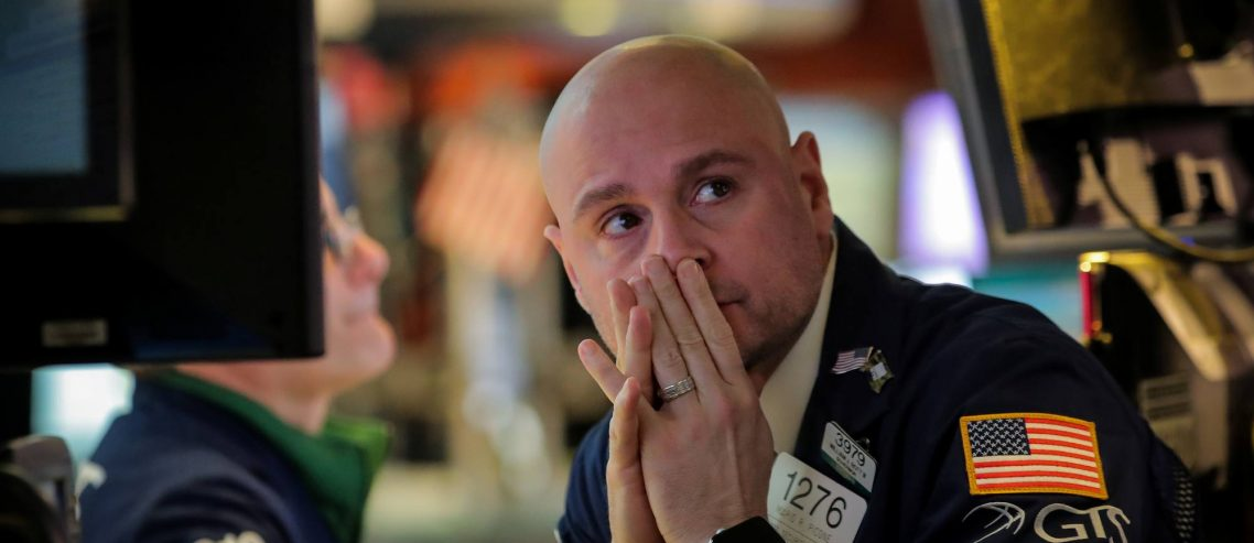 Dow Finishes Strong Even as Weak Economic Growth Roils Stock Market