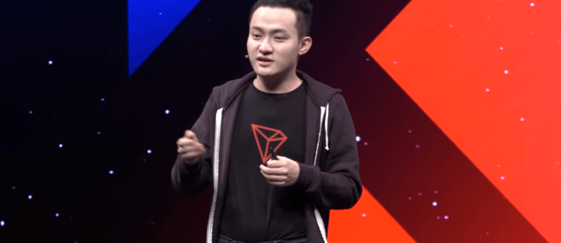 Tron Founder Justin Sun Needs a Vacation after Tesla Giveaway Debacle
