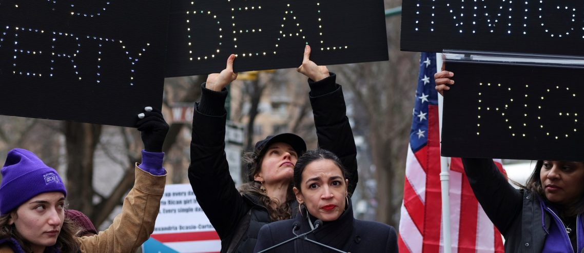 AOC's Green New Deal Obsession Leaves New Yorkers Out in the Cold