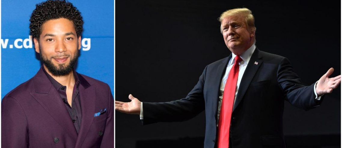Jussie Smollett Should Thank Trump and MAGA for Making Him Famous