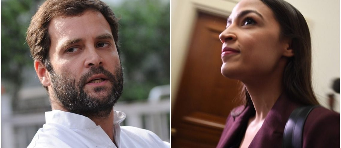 Give People Free Money: India's Opposition Pledge Borrows AOC Playbook