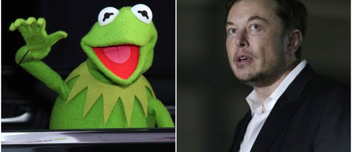 Billionaire's Savage Tesla Takedown Ends with Surprise Muppets Quote