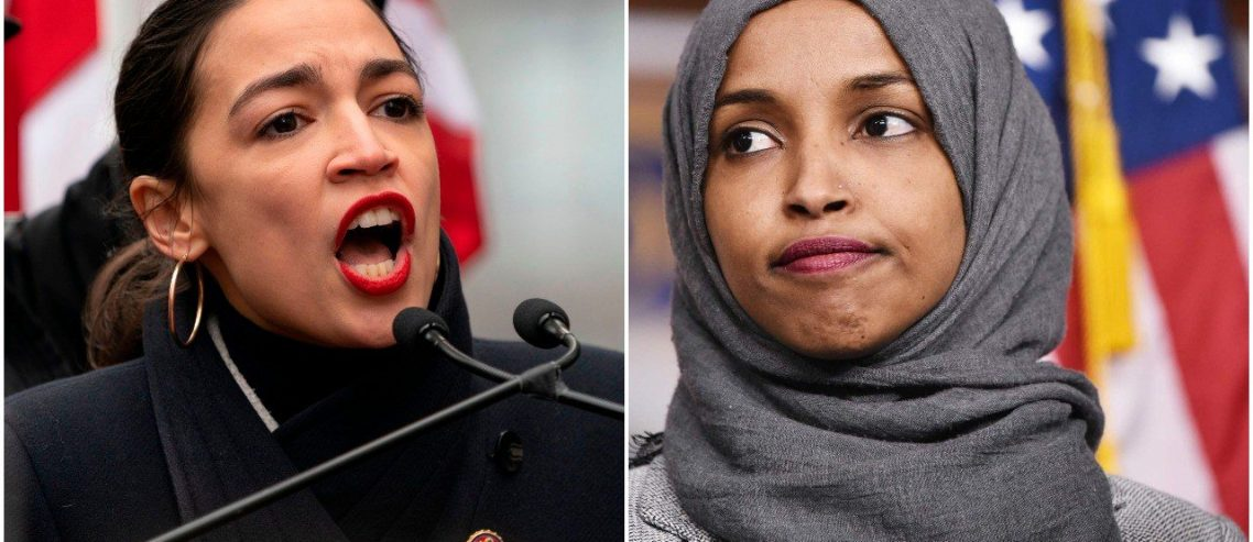 Ilhan Omar & AOC Terrify Congress and Our Old White Male Overlords