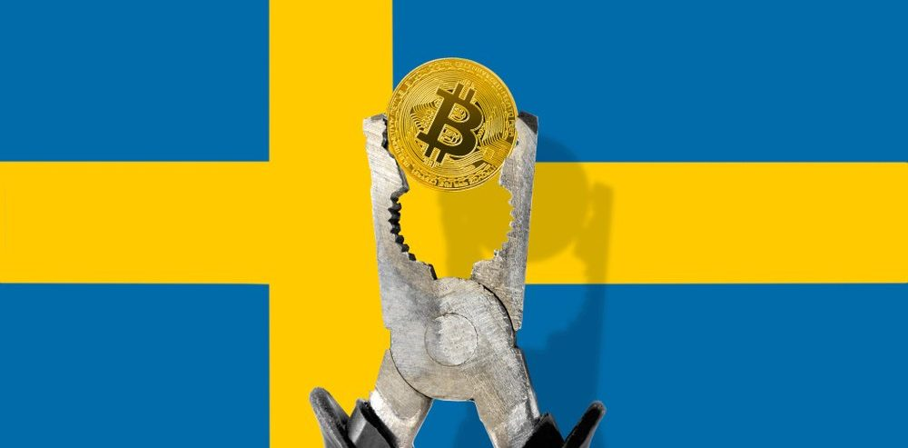 Hackers Hijack Twitter of Sweden's Ruling Political Party for Some Bitcoin Mischief