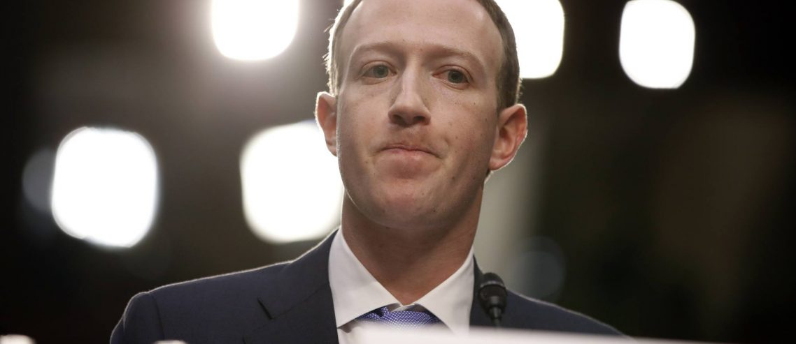 Shareholders Want 'Dictator' Zuck Out as Chair, Facebook Defends Him