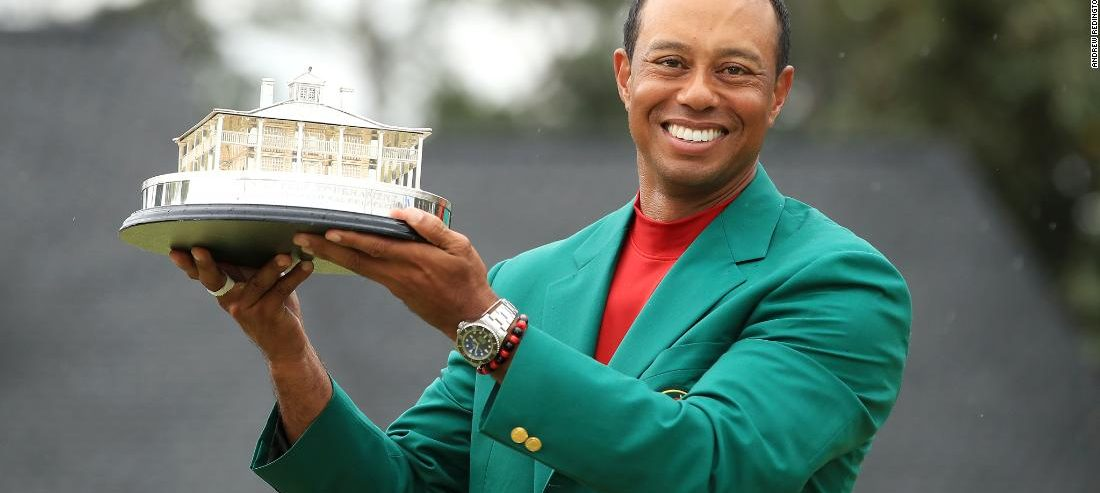 Tiger Woods: From highs to lows