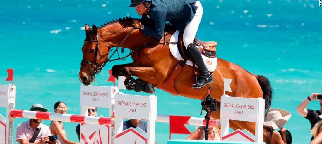 Spectacular Miami Beach hosts Global Champions Tour