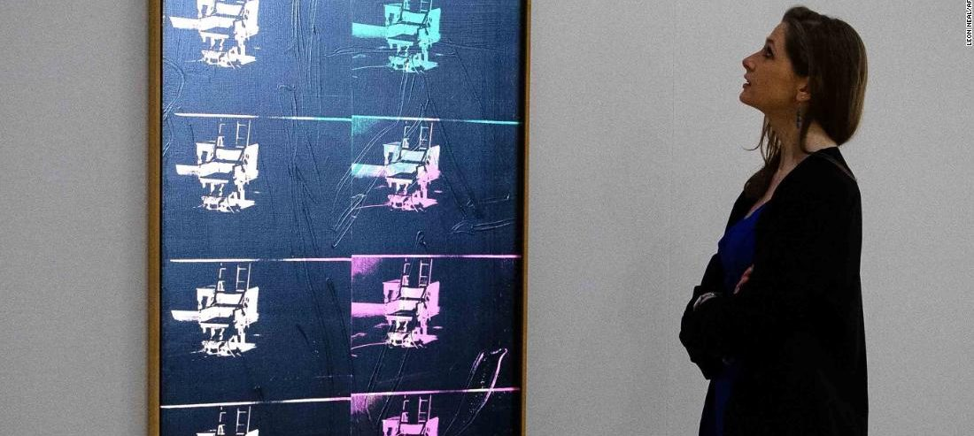 Owning a Warhol: How bitcoin could change the art world