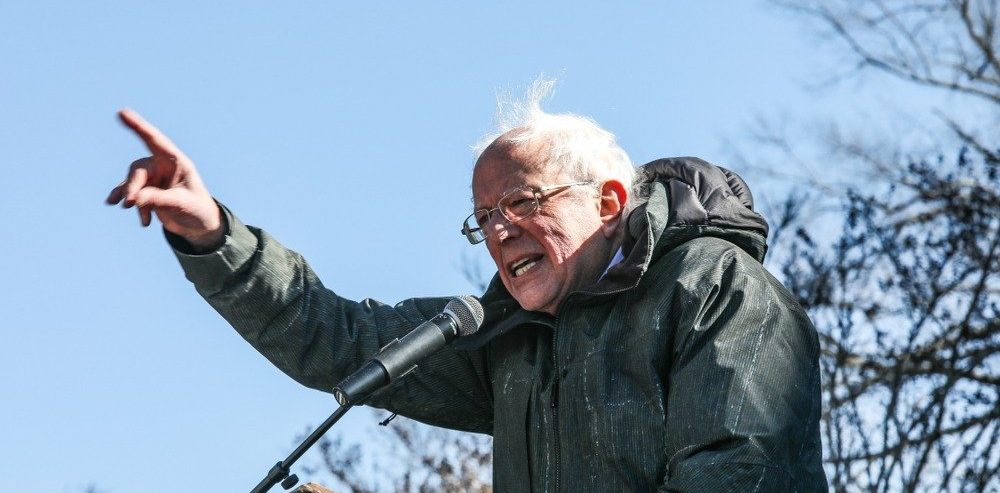 Bernie Sanders' Economic Policy Would Send Population Buying Bitcoin