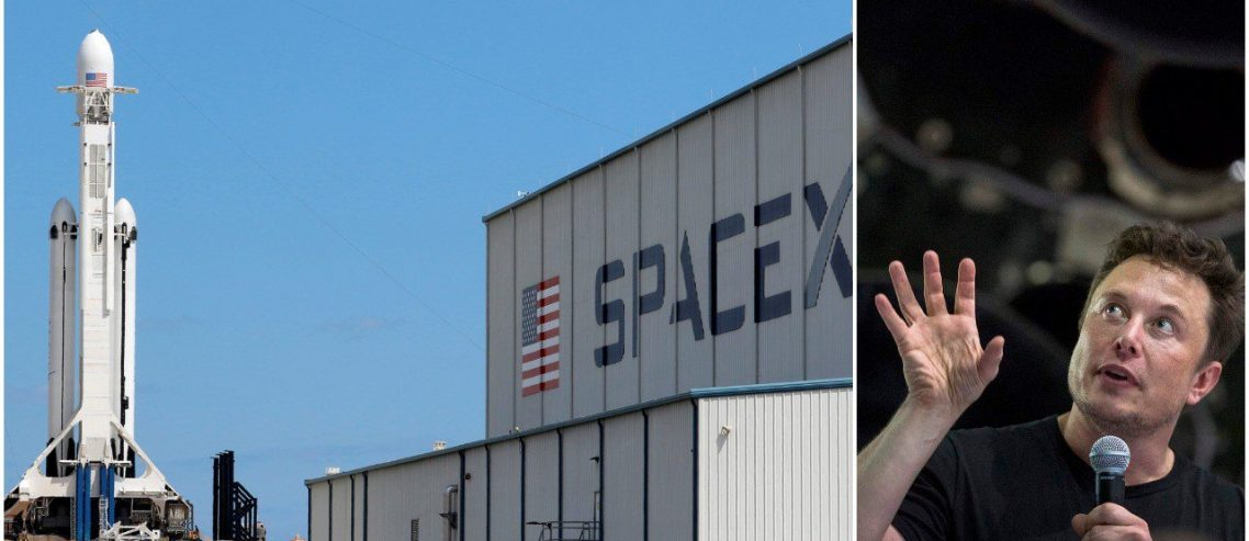 Elon Musk's SpaceX is Supercharging Your WiFi With Thousands of Low-Orbit 'Starlink' Satellites