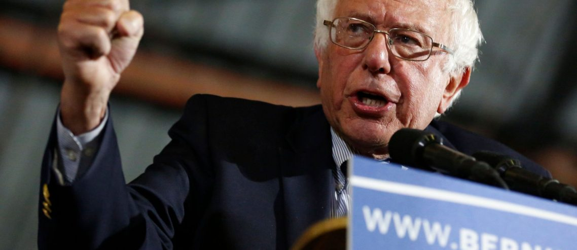 Bernie Sanders' Wall St. Tax to Fund College Tuition Would Kill Economy