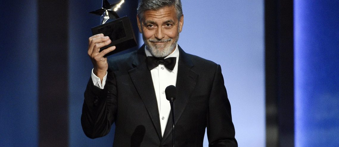 George Clooney Whines About Climate, Hides Insane Carbon Footprint