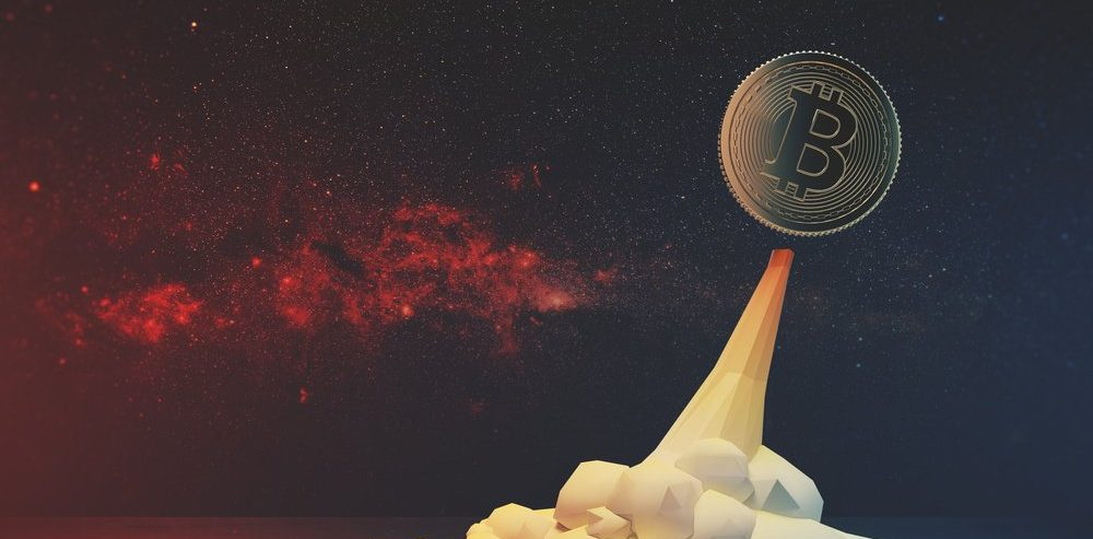$8,300: Bitcoin Price Erupts in Parabolic Rally, Spikes 17% Within Hours