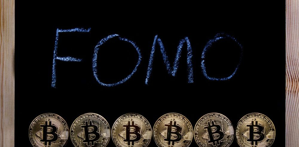 Google Searches Scream 'FOMO!' as Bitcoin Tops $8,350
