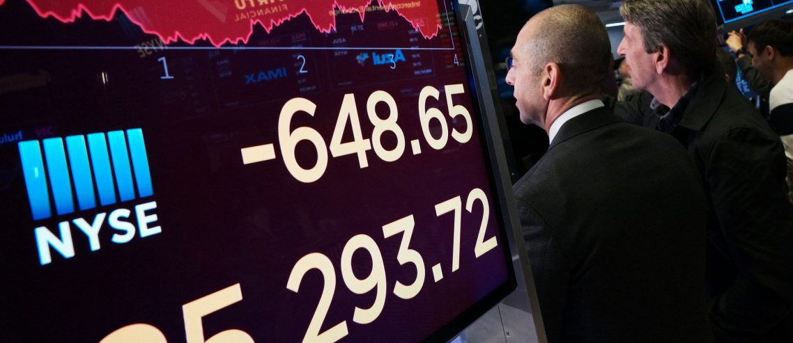 $1 Trillion Stock Market Massacre Risks Igniting Global Recession