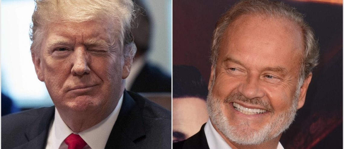 Kelsey Grammer's Career Is Fail-Proof as a Trump Supporter in Hollywood
