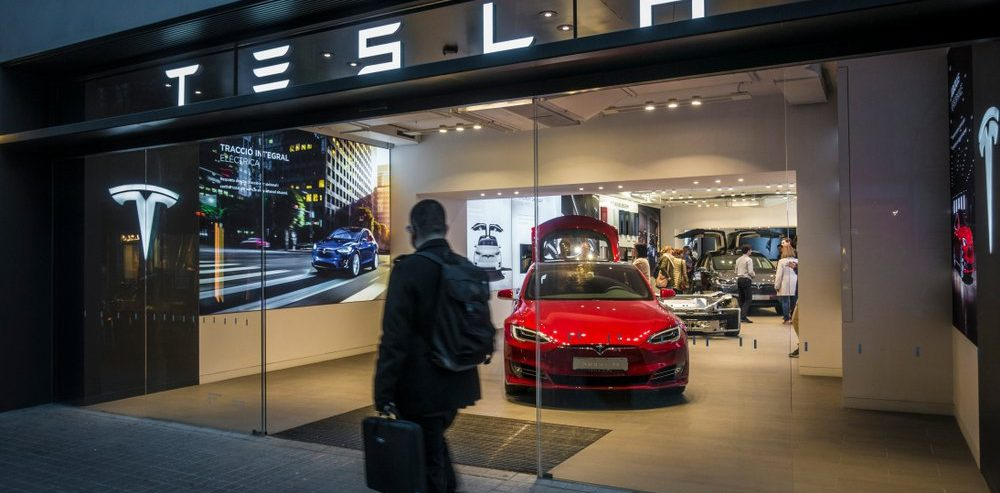 Tesla Stock Crashes to Lowest Levels, Unseen Since Obama Presidency